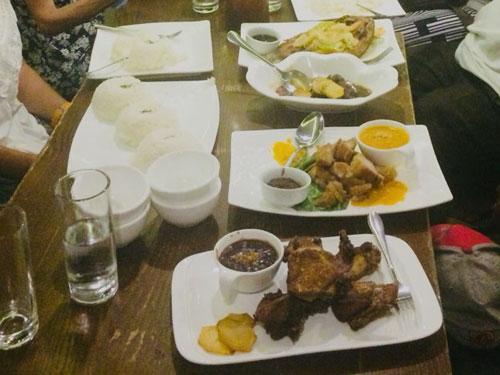Celebrate at Cafe Poblacion